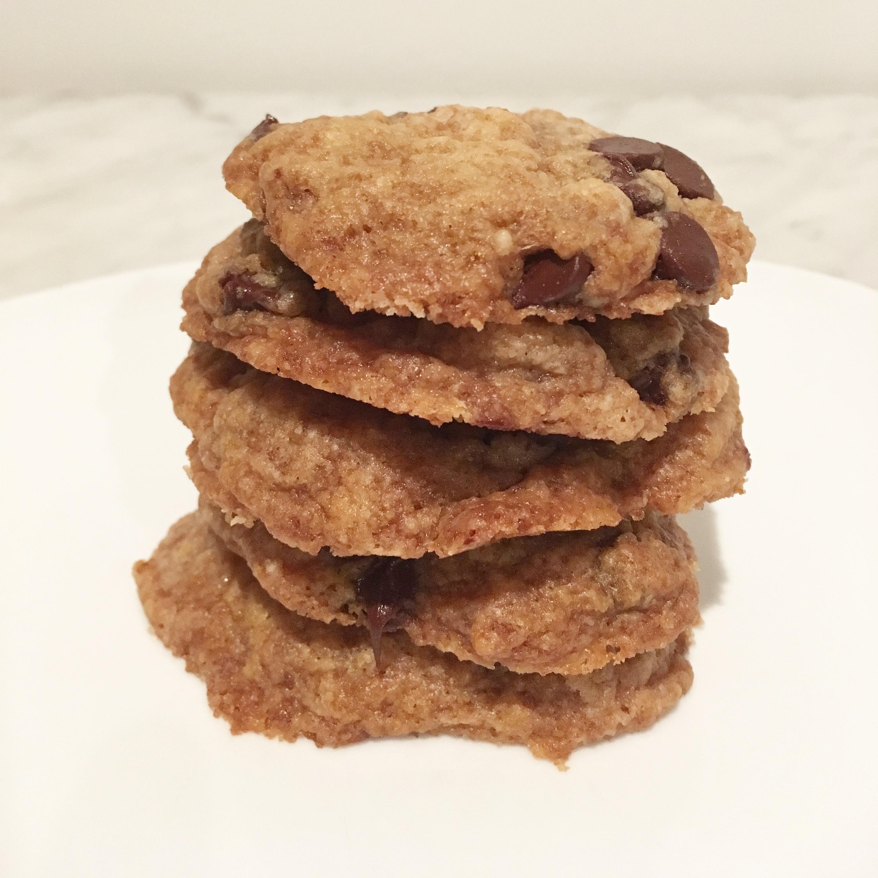 Sunday Night Cookies